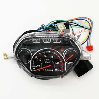 HONDA WAVE110 DX HIGH QUALITY METER ASSY (E-STARTER)