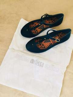Melissa - Teal Flats