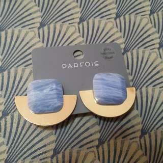 西班牙Parfois半寶石耳環