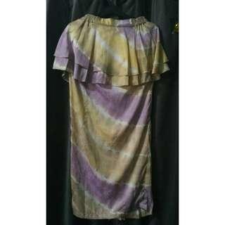 Rok Skirt Panjang Pastel
