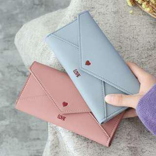(Instock) Envelope Wallet