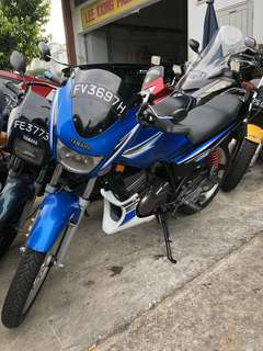 Yamaha RXZ for sale.