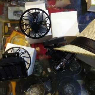 太陽能帽子夾風扇(機車上可用)85元限來店買點我頭像看店址和上千種商品