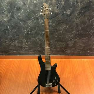 🚚 Suzuki SBA-10/5 BK10 5 String Bass Guitar