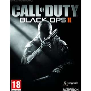 Call of Duty: Black Ops II / 2 Offline with DVD (PC)