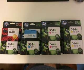 14盒  564XL 墨盒