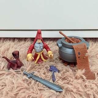 Wizard Playset
