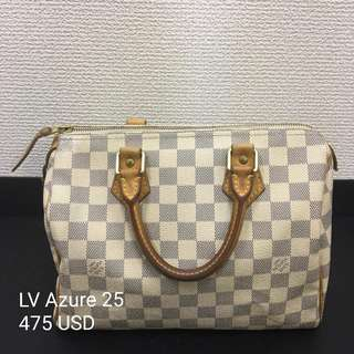 Authentic LV Items from Japan