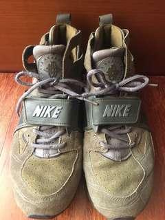 Nike Air Huarache Olive Green Original