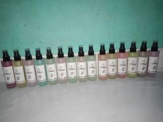 Chloe Jade perfumes - new batch, own formulation OIL BASED perfumes