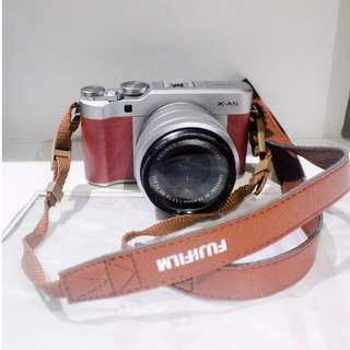 Fujifilm  X-A5 Rose Pink