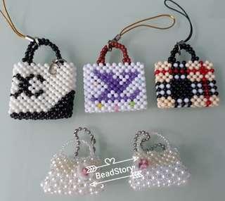 Beads Mini Bag