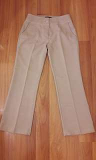 Loose Cut Executive Pants