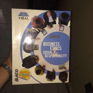 Business Ethics — UST SHS Grade 12 Book