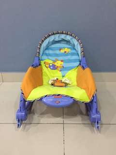 Preloved Fisher Price Rocker