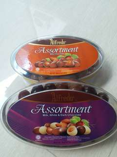 Alfredo assortmentchocolate