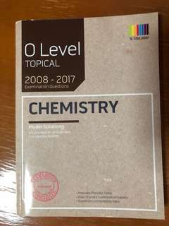 O Level Topical Revision 2008-2017
