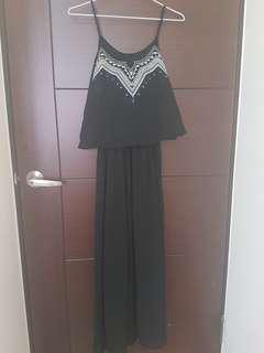 🚚 波西米亞雪紡顯瘦洋裝 原價850