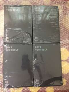 [WTS] BTS TEAR ALBUM (UNSEALED WITH PC)