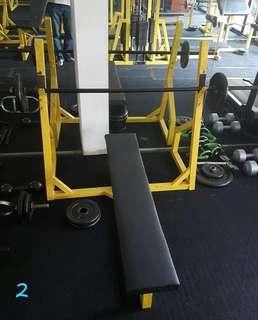 Alat alat gym borongan murah aja