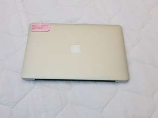 Macbook pro retina 2014 year model 13inch 128ssd i5