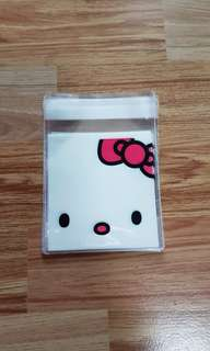 NEW 7cm x 7cm Mini Hello Kitty Multipurpose Cookie or Candy Plastic Pouch 20pcs