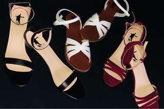 TRILOUEVA (my own shoe brand) Soon to Launch!