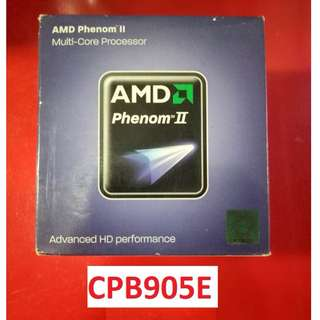 FOR SALE! PHENOM II X4 905E PROCESSOR