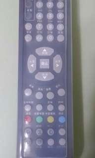 Eight 8仔 機頂盒 遥控器 硅膠保護套 Topcon ❨not 樂視盒子 TV❩