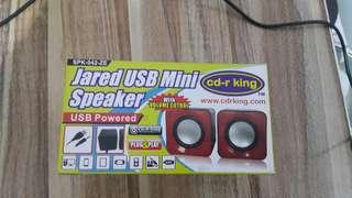SALE!!! Minispeaker USB powered.