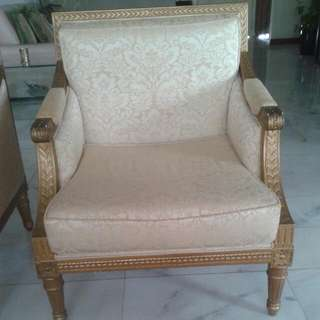 Imported European Armchair (2)
