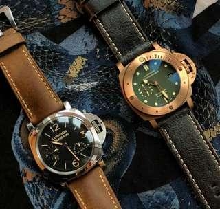 沛納海限量珍藏款系列PAM 00382腕表