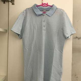 Babyblue Polo shirt