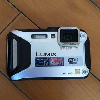 Panasonic Lumix DMC-TS5 16MP Tough Digital Camera