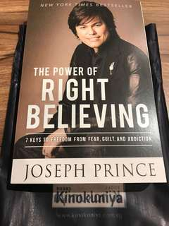 Prince prince the power of right believing