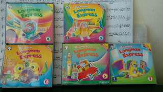 Primary Longman Express CDs