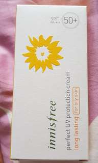 Innisfree Sunscreen for Oily Skin