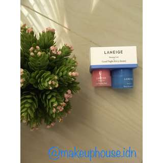 Laneige Goodnight Trial Kit