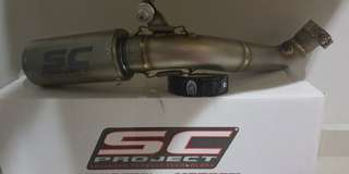 SC Project CRT titanium for CBR1000RR 2012-13