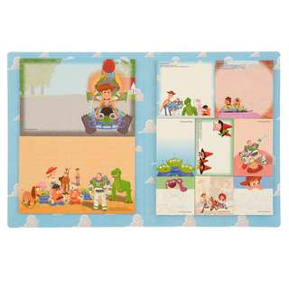 Japan Disneystore Disney Store Toy Story Pixar Sticky Notes (large)