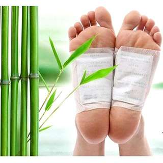 BN Natural Bamboo Vinegar Detox Patch #T8S