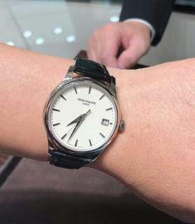 百達翡麗古典表系列5227G-001腕表