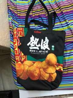 卡樂B熱浪環保袋