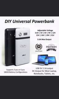 Power bank for diy for surface pro and mobile devices