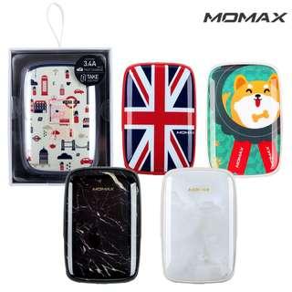 【行貨2年保】MOMAX iPower ART IP61 9000mAh 移動電源 充電寶 手機充電尿袋 0850A