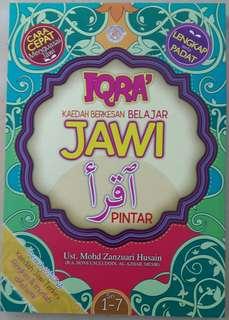 Buku Bacaan Jawi