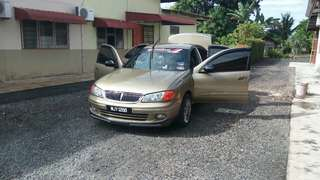 Nissan Sentra 1.8 Auto