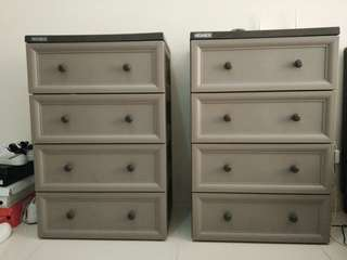 2 Megabox Drawers