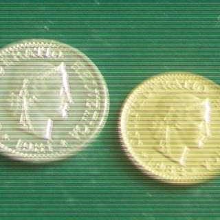 2 Swiss Coins
