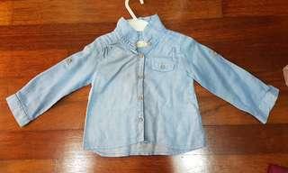 ZARA BabyGirl shirt